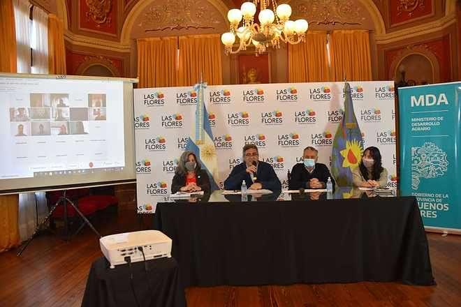 Se lanzó el Plan Oficial de Prevención de ETS en Bovinos 2021